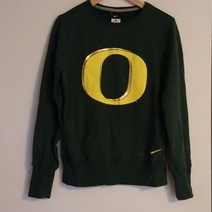 Nike Oregon Ducks Sweatshirt. Size L